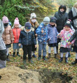 Święto Niepodległości w Szkole Podstawowej w Grzywnie