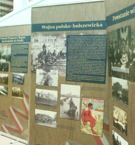 """Wystawa -""""Pomorze w latach 1918-1921"""""""
